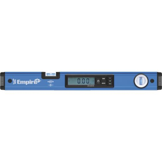 Empire True Blue 24 In. Aluminum Digital Electronic Level