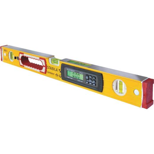Stabila TECH 48 In. Aluminum Digital Electronic Level